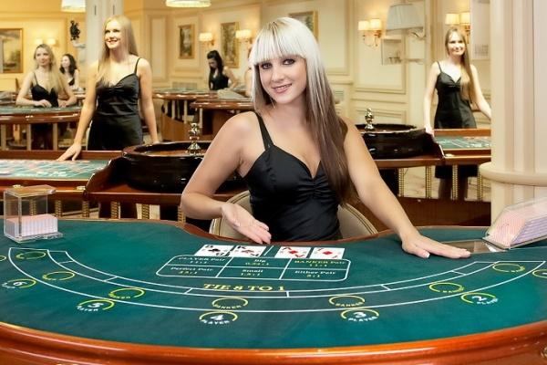 Baccarat dal vivo - Casino Live non AAMS (ADM)